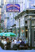 White Horse Tavern, Greenwich Village, Manhattan, New York