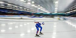 11-12-2016 NED: ISU World Cup Speed Skating, Heerenveen<br /> Natalia Voronina RUS op de 5000 m