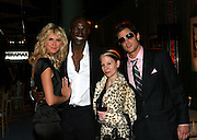 Heidi Klum, Seal, Friend & Johnny Knoxville.2005 Miramax Pre Oscar Party.Pacific Design Center.West Hollywood, CA, USA.Saturday, February, 26, 2005.Photo By Selma Fonseca Celebrityvibe.com/Photovibe.com, New York, USA, Phone 212 410 5354, email:sales@celebrityvibe.com...