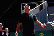 Juan Martin del Potro of Argentina during the Mutua Madrid Open 2018, tennis match on May 10, 2018 played at Caja Magica in Madrid, Spain - Photo Oscar J Barroso / SpainProSportsImages / DPPI / ProSportsImages / DPPI