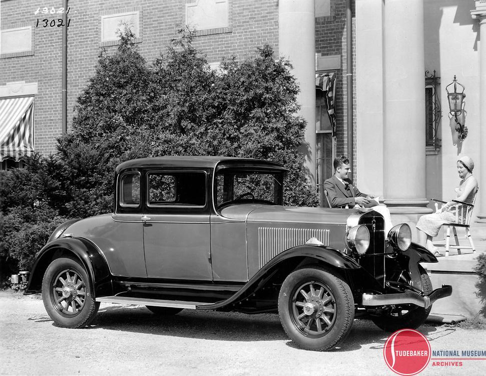 1931 Studebaker Dictator Coupe