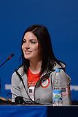Short Track - Team USA Press Conference