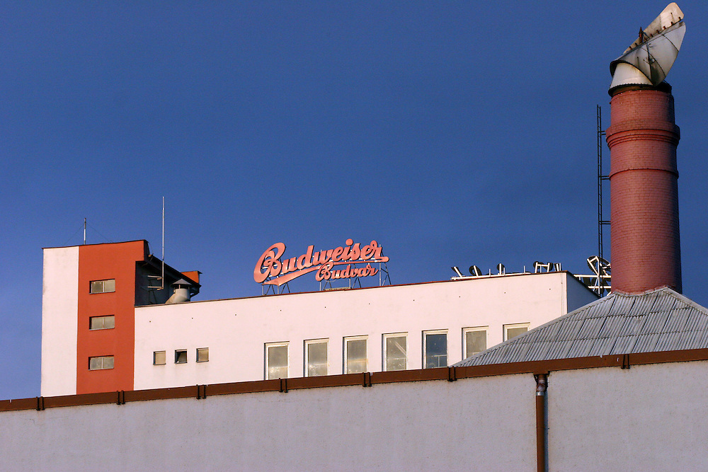 Ceske Budejovice/Czech Republic, CZE, 12.12.06: Budweiser Budvar brewery is one of the most successful food-production enterprises for many years in the Czech Republic. Almost half of the production is successfully exported into more than 50 countries in the world.