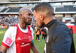 Cape Town-180512  Ajax Cape Town striker captain Mosa Lebusa in tears after losing 2-1 to Kaizer Chiefs in the last game of the PSL at Cape Town stadium.Ajax will now play the promotion /relegation play-offs. photographer:Phando Jikelo/African News Agency/ANA
