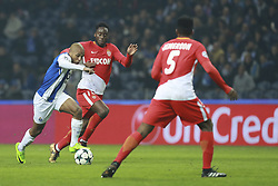 December 6, 2017 - Na - Porto, 06/12/2017 - Football Club of Porto received, this evening, AS Monaco FC in the match of the 6th Match of Group G, Champions League 2017/18, in Estádio do Dragão. Brahimi; Soualiho Meità (Credit Image: © Atlantico Press via ZUMA Wire)