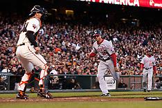 20110607 - Washington Nationals at San Francisco Giants (MLB Baseball)