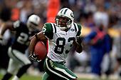 NFL-New York Jets at Oakland Raiders-Nov 9, 2003