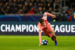 November 7, 2018 - Milan, Italy - Philippe Coutinho of Barcelona in action during the Group B match of the UEFA Champions League between FC Internazionale and FC Barcelona on November 6, 2018 at San Siro Stadium in Milan, Italy. (Credit Image: © Mike Kireev/NurPhoto via ZUMA Press)