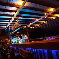 Beach bar, Rai Leh, Krabi Thailand