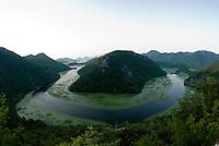 Lake Skadar, Rijeka Crnojevica, Pavlova Strana, River Crnojevica, Montenegro