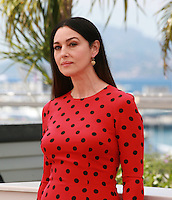 Actress Monica Bellucci at the photo call for the film The Wonders (Le Meraviglie) at the 67th Cannes Film Festival, Sunday 18th May 2014, Cannes, France.