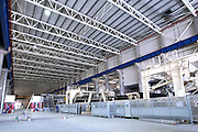Oji Paper Factory, in Nantong, Jiangsu province, China, on May 25, 2010. Photo by Lucas Schifres/Pictobank