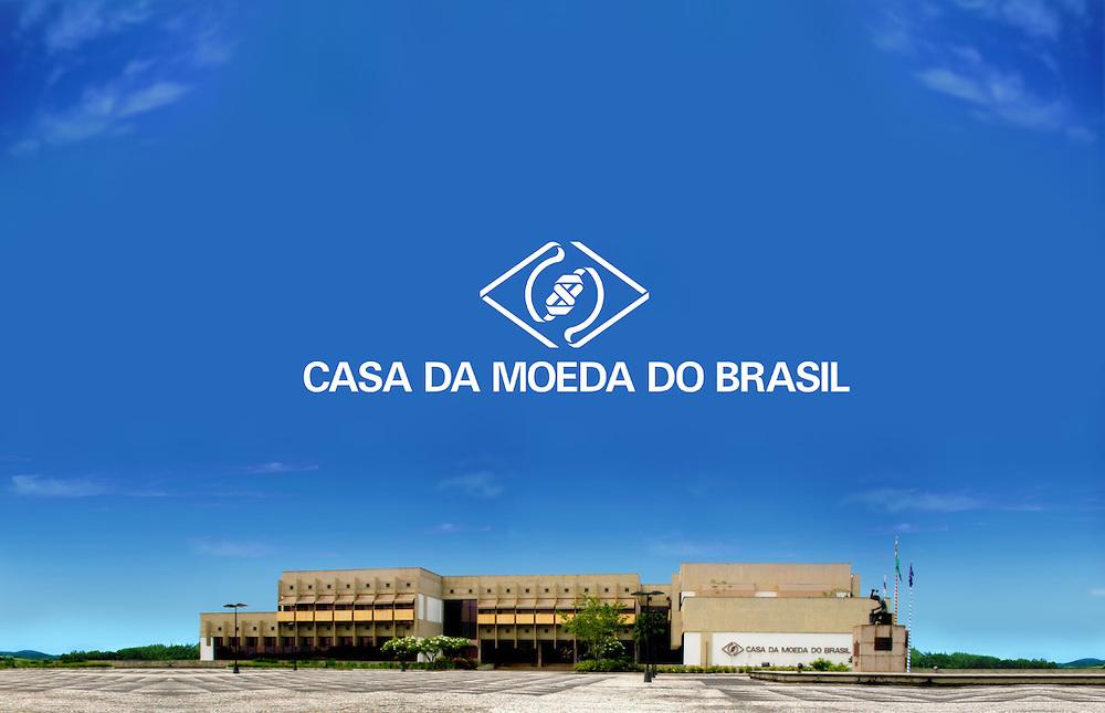 Foto para o acervo da Casa da Moeda do Brasil realizada em parceria com a Fattoria Web.