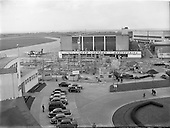 1958 - Airport reconstruction at Dublin Airport