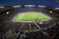 Stadium during the Group A first round 2010 FIFA World Cup South Africa match between South Africa and Mexico at Soccer City Stadium on June 11, 2010 in Johannesburg, South Africa.  (Photo by Vid Ponikvar / Sportida)