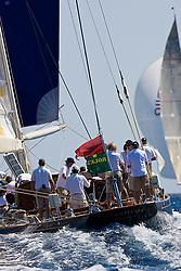 08_020103 © Sander van der Borch. Porto Cervo,  2 September 2008. Maxi Yacht Rolex Cup 2008  (1/ 6 September 2008). Day 1.