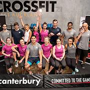 Canterbury Crossfit Workout
