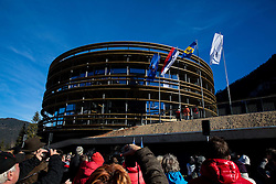 Official opening of the new Nordic centre Planica, on December 11, 2015 in Planica, Slovenia. Photo by Vid Ponikvar / Sportida