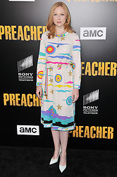 """Molly Quinn arrives at AMC's """"Preacher"""" Season 2 Premiere Screening held at the Theater at the Ace Hotel in Los Angeles, CA on Tuesday, June 20, 2017.  (Photo By Sthanlee B. Mirador) *** Please Use Credit from Credit Field ***"""