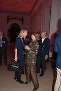 LADY GASBRIELA WINDSOR; PRINCESS CLAUDIA VON AUERSPERG;, Leonie Frieda book party  for ' The Deadly Sisterhood.' The Orangery, Kensington Palace. London. 20 November 2012.