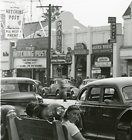 1943 Hitching Post Theater at 6262 Hollywood Blvd.
