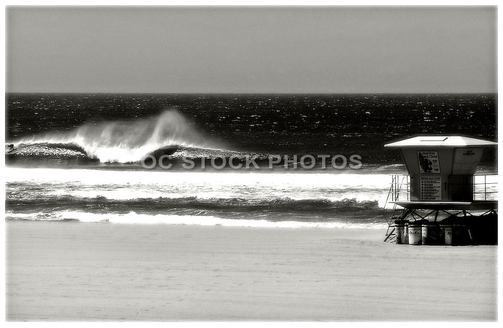 Offshore Winds At Tower 1 Huntington Beach