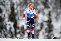 January 11, 2018 - GSbu, NORWAY - 180111 Emilie Fleten competes in the women's sprint classic technique qualification during the Norwegian Championship on January 11, 2018 in GÅ'sbu..Photo: Jon Olav Nesvold / BILDBYRN / kod JE / 160126 (Credit Image: © Jon Olav Nesvold/Bildbyran via ZUMA Wire)