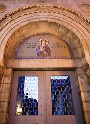 THEMENBILD - URLAUB IN KROATIEN, die Euphrasius-Basilika, aufgenommen am 03.07.2014 in Porec, Kroatien // the Euphrasian Basilica Porec, Croatia on 2014/07/03. EXPA Pictures © 2014, PhotoCredit: EXPA/ JFK