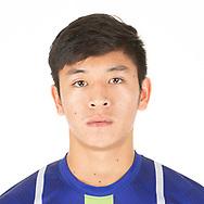 THAILAND - APRIL 09: Picha Autra #37 of Samut Prakan City FC on April 09, 2019.<br /> .<br /> .<br /> .<br /> (Photo by: Naratip Golf Srisupab/SEALs Sports Images/MB Media Solutions)