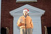 Virginia head football coach Al Groh. Photo by Andrew Shurtleff