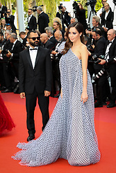 Nabilla Benattia attends the screening of Oh Mercy! (Roubaix, une Lumiere) during the 72nd annual Cannes Film Festival on May 22, 2019 in Cannes, France. Photo by Shootpix/ABACAPRESS.COM