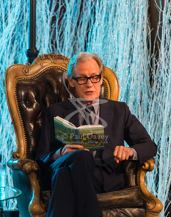 "Actor Bill Nighy, visited Narnia® to read the ultimate bedtime story purely for grown-ups. Resident psychologist for sleep technology brand, Simba, Hope Bastine, also discussed why it's time for adults to reclaim the bedtime story to relieve stress and restore calm.<br />  <br /> The evening hosted at Gladstone Library celebrated the launch of the Simba Motion Base, saw Nighy read an extract of The Lion, the Witch and the Wardrobe by C.S Lewis after it topped a poll of children's books that grown-ups would most like to re-read as adults.<br />  <br /> The study of 2000 UK adults into classic children's and young adult literature placed C. S. Lewis's classic in the top spot, followed by the Secret Garden, The Railway Children and Charlie and the Chocolate Factory.<br />  <br /> Actor, Bill Nighy, said, ""Children often arrange to be at their most entertaining around bedtime. It's a time-honoured sleep delaying strategy. A story is the traditional trade off and one of the nicest things that ever happens for parent and child. It's a profound exchange that informs the rest of our lives and a story doesn't stop being delicious when we become adults."". LONDON, May 31 2018."