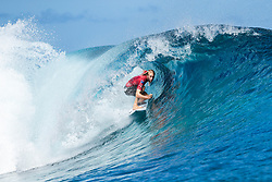 Owen Wright (AUS) is the runner-up of the 2018 Tahiti Pro Teahupo'o after placing second in the final at Teahupo'o.