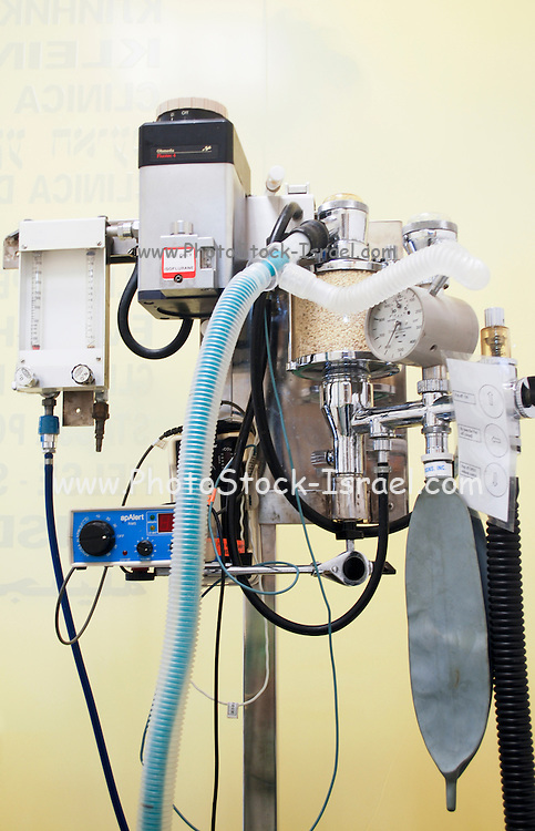 Vet's Clinic, for pets and small animals Artificial Respiration Equipment