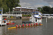 Henley, Great Britain.  in a heat of the h Challenge Cup, at  Henley Royal Regatta. Henley Reach, England 04.07.2007 [Mandatory credit Peter Spurrier/ Intersport Images]. Rowing Courses, Henley Reach, Henley, ENGLAND . HRR. ...........Rowing Courses, Henley Reach, Henley, ENGLAND. HRR