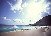 Sandy Beach, oahu, Hawaii<br />