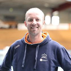 19-02-2020: Wielrennen: persmoment KNWU: Alkmaar <br />Adriaan Helmantel