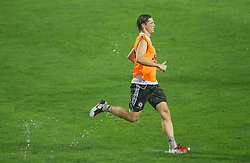 23.07.2011, Rajamangala National Stadium, Bangkok, THA, Chelsea FC Asia Tour, Training, im Bild // Chelsea's Fernando Torres during a training session at Rajamangala National Stadium in Bangkok on the club's preseason Asia Tour, EXPA Pictures © 2011, PhotoCredit: EXPA/ Propaganda/ D. Rawcliffe *** ATTENTION *** UK OUT!