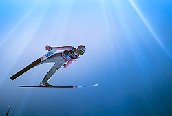 06.01.2018, Paul Außerleitner Schanze, Bischofshofen, AUT, FIS Weltcup Ski Sprung, Vierschanzentournee, Bischofshofen, Finale, im Bild Cestmir Kozisek (CZE) // Cestmir Kozisek of Czech Republic during his Competition Jump for the Four Hills Tournament of FIS Ski Jumping World Cup at the Paul Außerleitner Schanze in Bischofshofen, Austria on 2018/01/06. EXPA Pictures © 2018, PhotoCredit: EXPA/ JFK