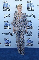 February 8, 2020, Los Angeles, California, United States: 2020 Film Independent Spirit Awards held at Santa Monica Pier..Featuring: Amber Heard.Where: Los Angeles, California, United States.When: 08 Feb 2020.Credit: Faye's VisionCover Images (Credit Image: © Cover Images via ZUMA Press)