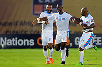 Fotball<br /> Afrika Cup / Afrikamesterskapet<br /> 18.01.2015<br /> RD Kongo v Zambia<br /> Foto: Panoramic/Digitalsport<br /> NORWAY ONLY<br /> <br /> Joie RD Congo