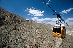 El Paso, Texas - Wyler Tramway