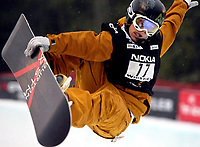 ◊Copyright:<br />GEPA pictures<br />◊Photographer:<br />Mario Kneissl<br />◊Name:<br />Buaas<br />◊Rubric:<br />Sport<br />◊Type:<br />Snowboard<br />◊Event:<br />FIS WM 2005 Whistler Mountain, Big Air<br />◊Site:<br />Whistler Mountain, Kanada<br />◊Date:<br />22/01/05<br />◊Description:<br />Kjersti Buaas (NOR)<br />◊Archive:<br />DCSKN-2201054317<br />◊RegDate:<br />23.01.2005<br />◊Note:<br />9 MB - WU/WU - Nutzungshinweis: Es gelten unsere Allgemeinen Geschaeftsbedingungen (AGB) bzw. Sondervereinbarungen in schriftlicher Form. Die AGB finden Sie auf www.GEPA-pictures.com.<br />Use of picture only according to written agreements or to our business terms as shown on our website www.GEPA-pictures.com.