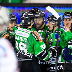 20140226: SLO, Ice Hockey - EBEL League, HDD Telemach Olimpija vs  HC TWK Innsbruck