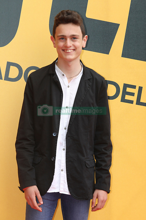 """Rome, photocall TV series """"Catch-22"""". In the picture: Giovanni Stocchino"""