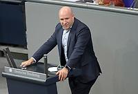 DEU, Deutschland, Germany, Berlin, 27.01.2021: Ingmar Jung (CDU) in der Plenarsitzung im Deutschen Bundestag.