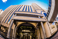 Standard Bank Head Office, Central Business District, Johannesburg, South Africa.