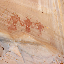 Fremont Indian Pictograph