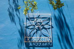 La Chascona, Pablo Neruda House in Santiago