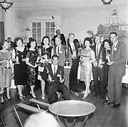 Y-620916-23-10. Oregon Restaurant Association first annual convention, Hotel Gearhart, Surfside Motel. September 16/17/18, 1962